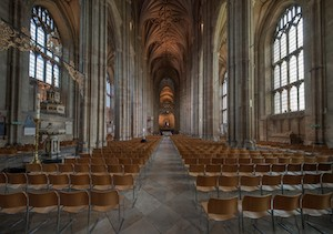 Canterbury Cathedral nave